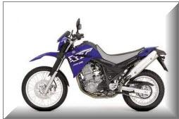 Nueva Yamaha XT660R