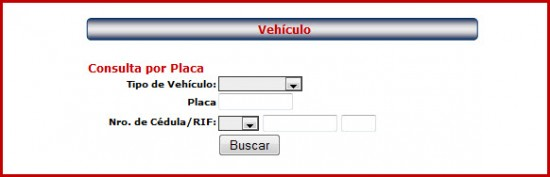 carros venezuela consulta tramites por placa