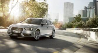 Nuevo Audi A4 Avant 2013