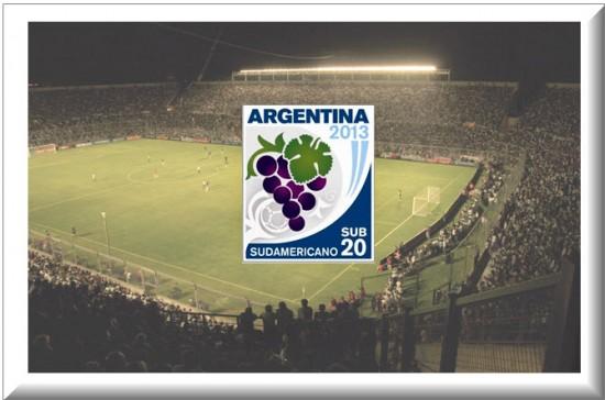 Campeonato Sudamericano Sub 20: Logo Sudamericano Sub 20 2013