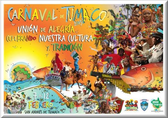 Carnavales de Fuego Tumaco 2013