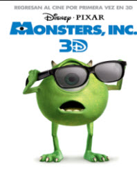 Monsters, INC 3D