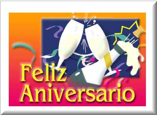 Feliz Aniversario de Bodas