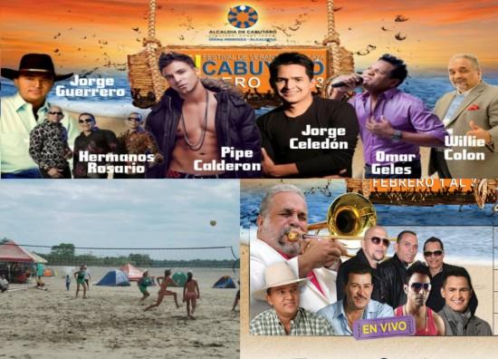 Festival De Verano Rio y Playa Cabuyaro