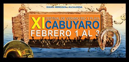 Festival De Verano, Rio y Playa Cabuyaro, Meta 2013