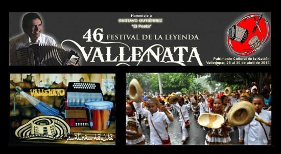 Festival de la Leyenda Vallenata 2013