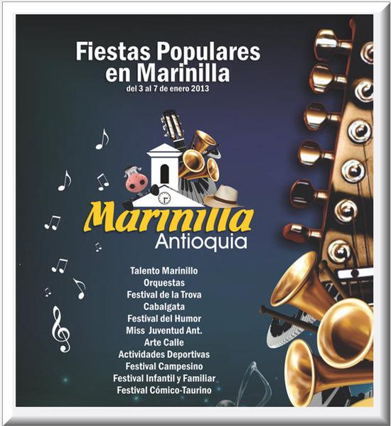 Fiestas Populares en Marinilla