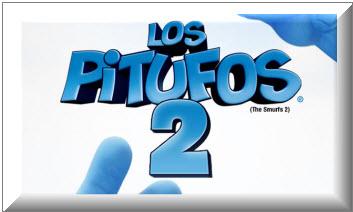 Los Pitufos 2 en 3D