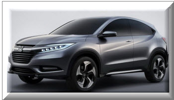 Nuevo Honda Urban Concept