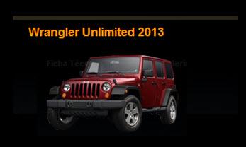 Nuevo Jeep Wrangler Unlimited 2013