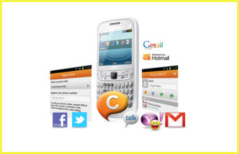 Nuevo Samsung Galaxy Ch@at 357 Duos