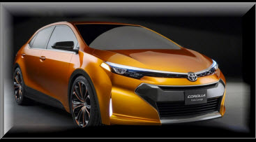 Nuevo Toyota Corolla Furia Concept