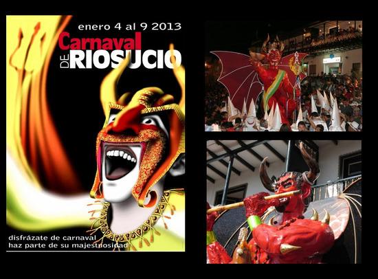 Imagenes del Carne a Baal 2013 (Carnaval) Programacion-Oficial-Carnaval-del-Diablio-en-Riosucio-2013-550x406