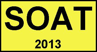 Tarifas soat 2013
