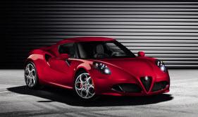 Alfa Romeo 4C Definitivo