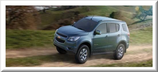 Chevrolet Trailblazer 2013 desempeño