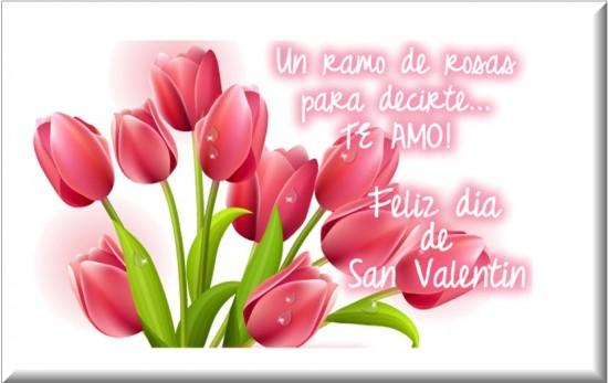 Feliz Día San Valentín