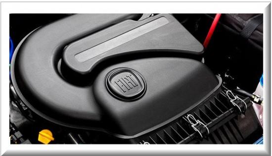Fiat Palio Attractive 2013, motor