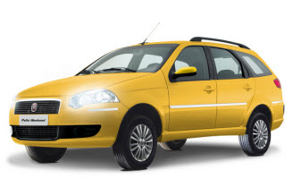 Fiat Palio Weekend Taxi