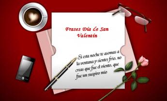 Frases Día de San Valentín