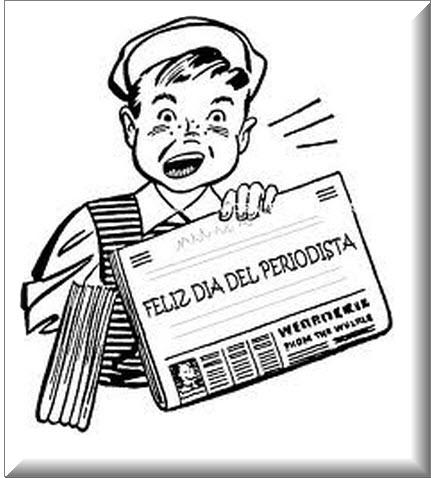 Imagen Día del Periodista