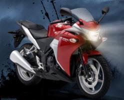 Nueva Honda CBR 250R 2013
