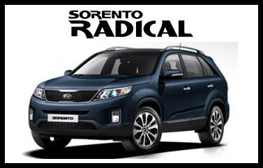 Nueva Kia Sorento Radical 2013