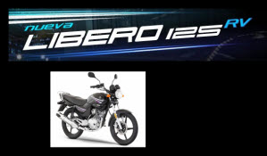 Nueva Yamaha Libero 125 RV 2013