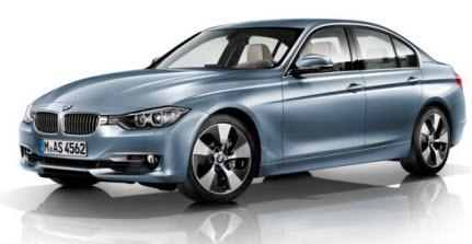 Nuevo BMW Activehybrid 3 2013