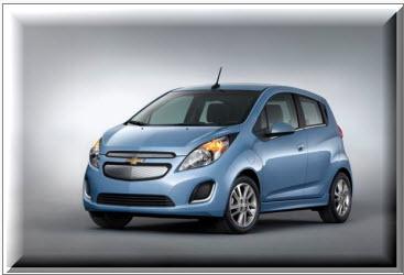 Nuevo Chevrolet Spark EV