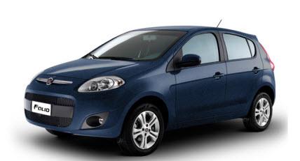 Nuevo Fiat Palio Attractive 2013
