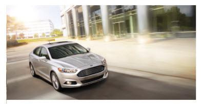 Nuevo Ford Fusión 2013