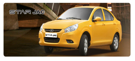 Nuevo Taxi Star JAC 2013