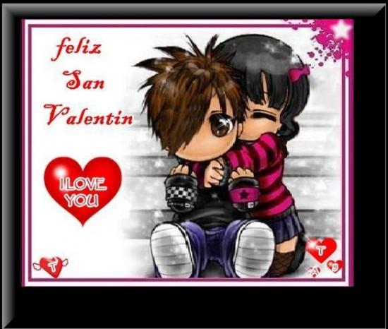Postales Día de San Valentín