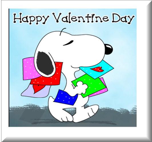 Postales Dia de San Valentin