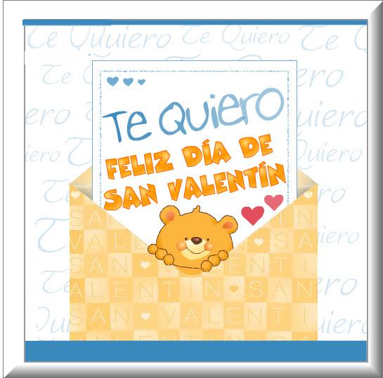 Tarjetas Día de San Valentín