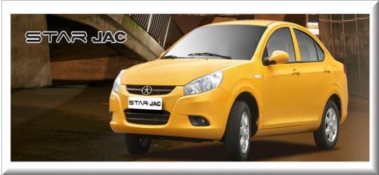 Taxi Star JAC 2013