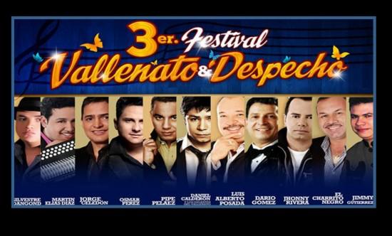 Tercer Festival de Vallenato y Despecho