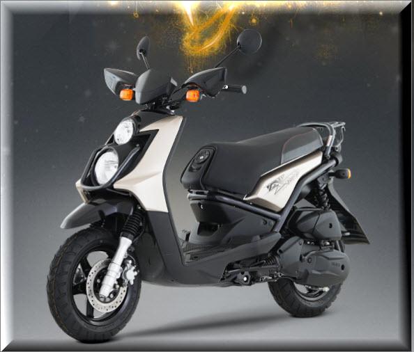 Yamaha BWS 125 2013