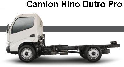 Hino Dutro Pro