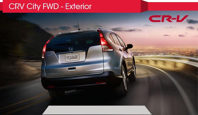 Honda CVR City FWD