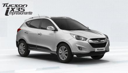 Hyundai Tucson iX 35 2013