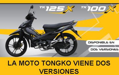 Moto TK 100 X
