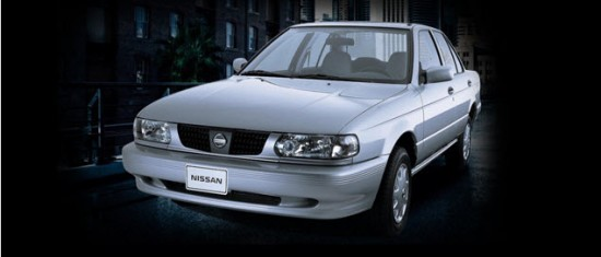 Nissan Snetra B13 exterior
