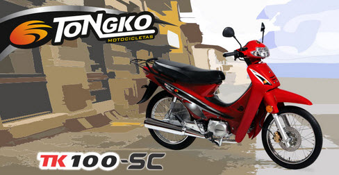 Moto TK 100 SC