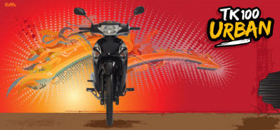 Moto TK 100 Urban
