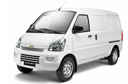 Chevrolet Van N300 cargo