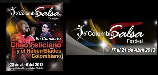 Concierto Cheo Feliciano en Medellin 2013
