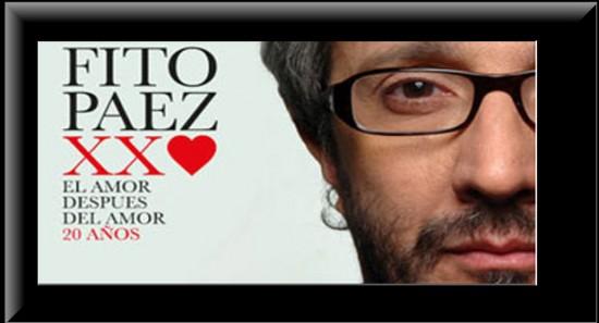 Concierto Fitio Páez 2013