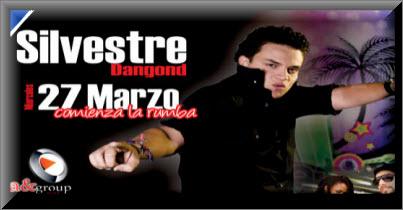 Concierto Silvestre Dangond en San Andrés 2013